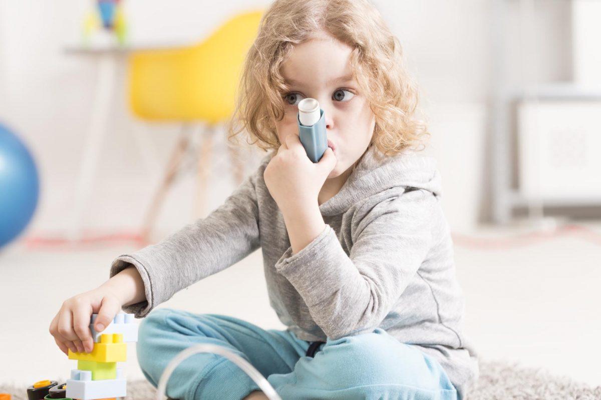 Broncospasmo nei bambini: sintomi, cure e pericoli