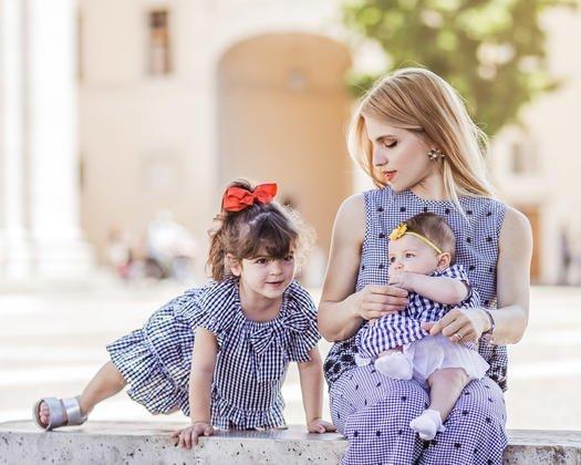 Ilaria Di Vaio, mamma vip e blogger di successo