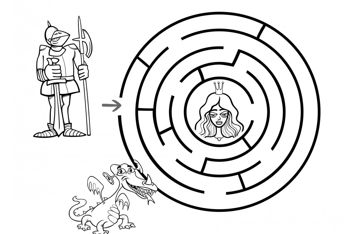 immagini labirinti
