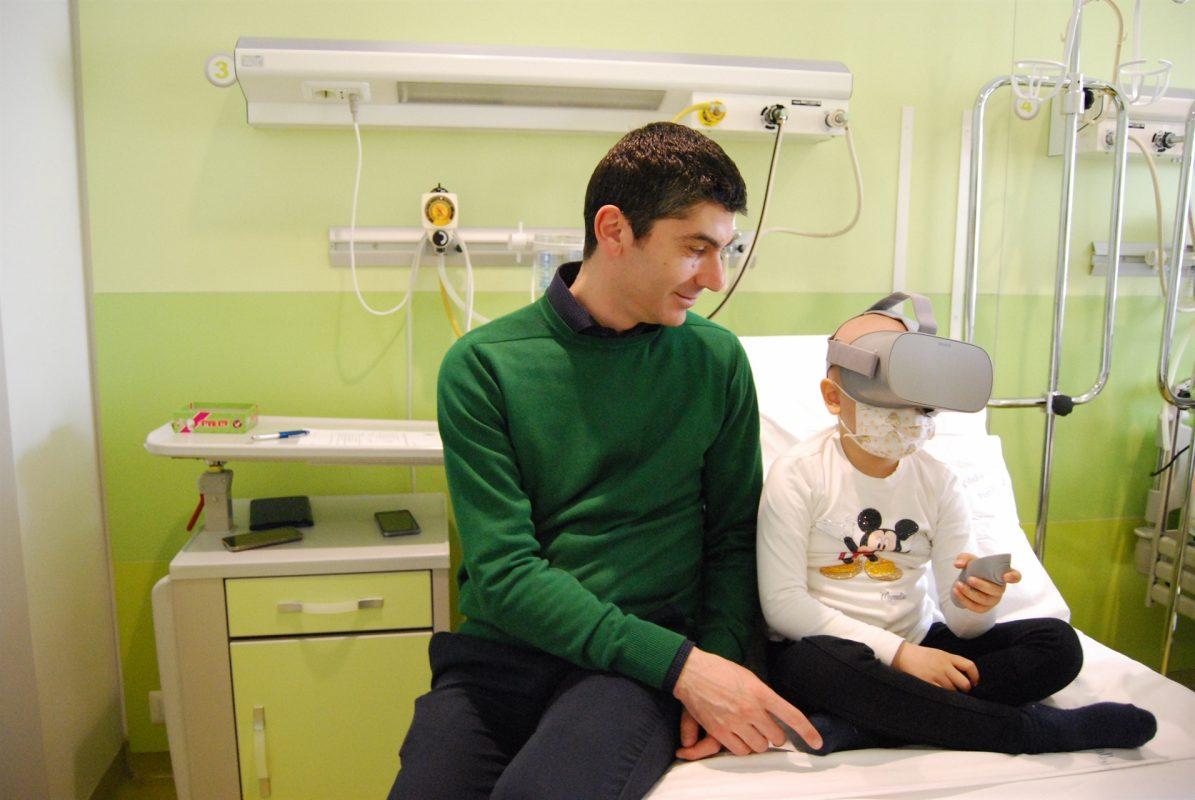 Tommi, il videogioco che aiuta i bambini malati di cancro