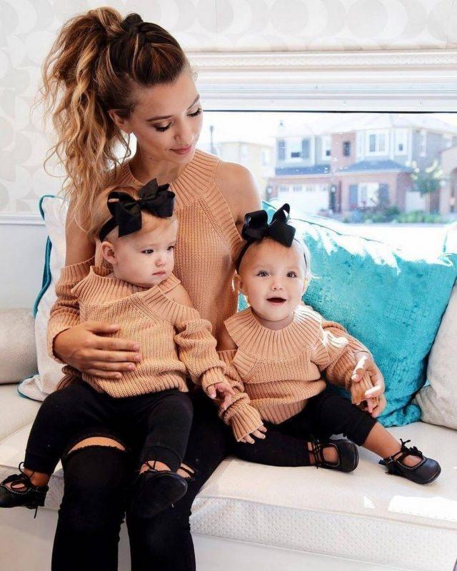 Mamme e figlie vestite uguali: consigli per lo shopping online