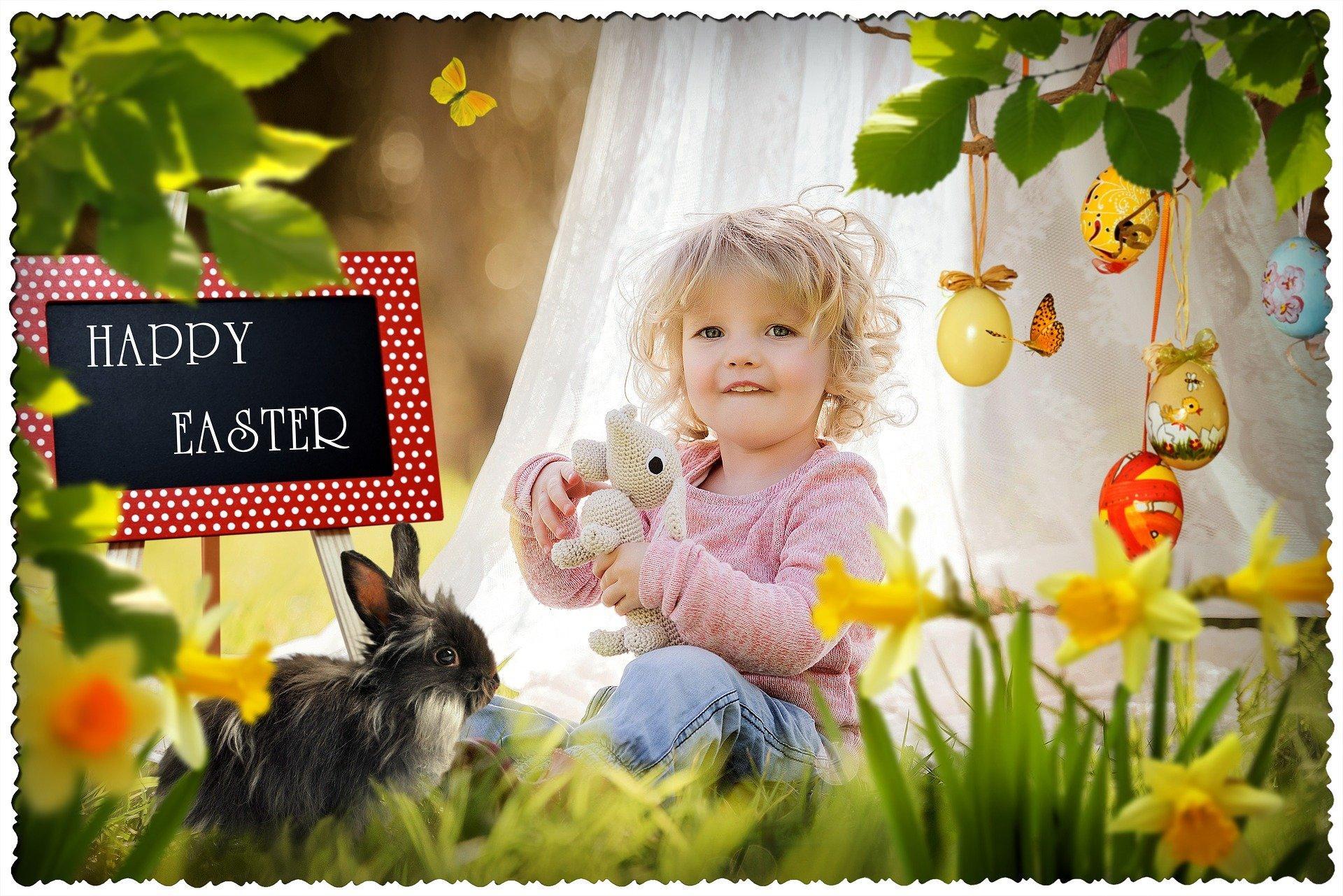 Filastrocche di Pasqua per bambini: le più belle e divertenti
