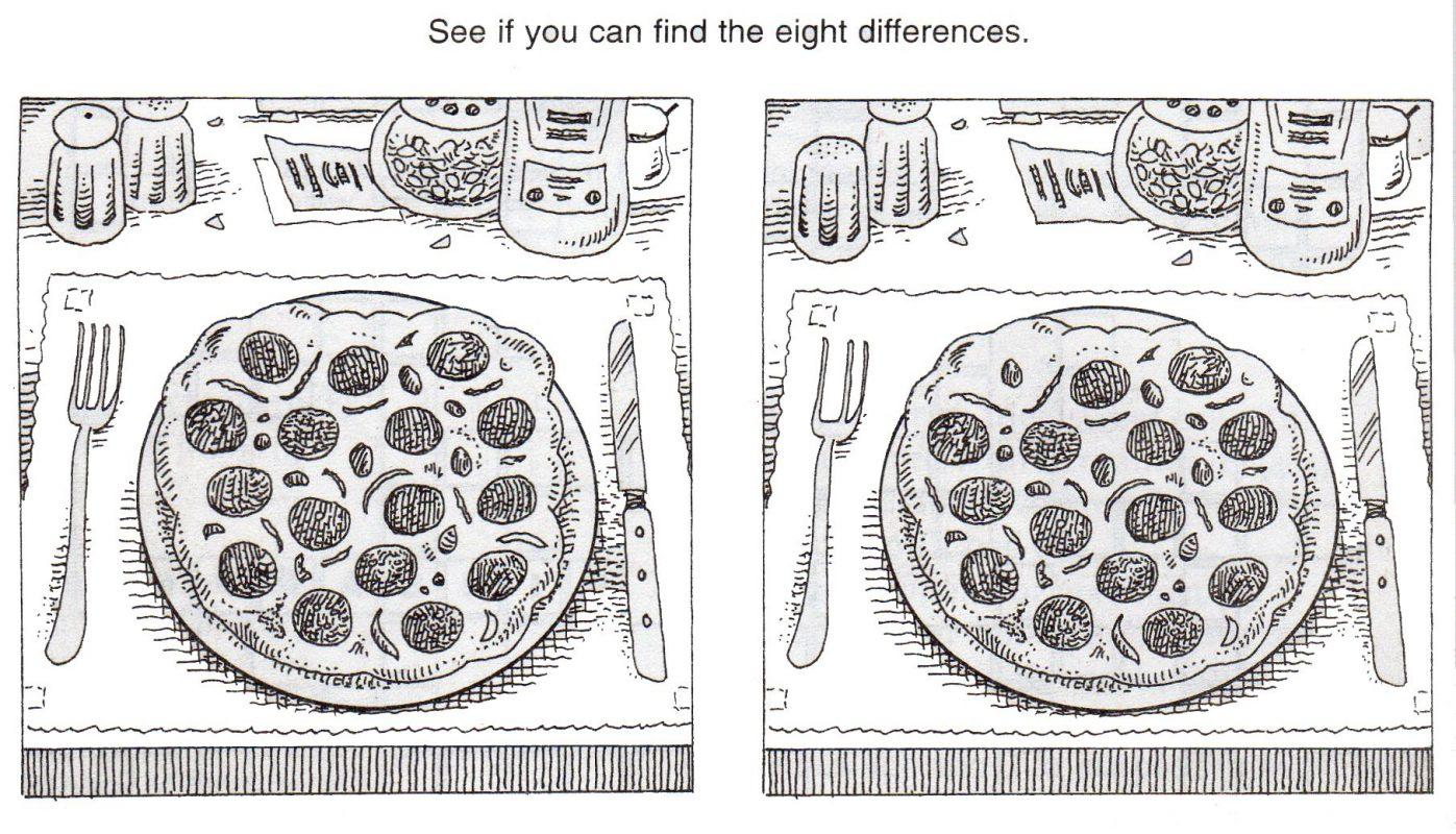giochi di trovare le differenze gratis