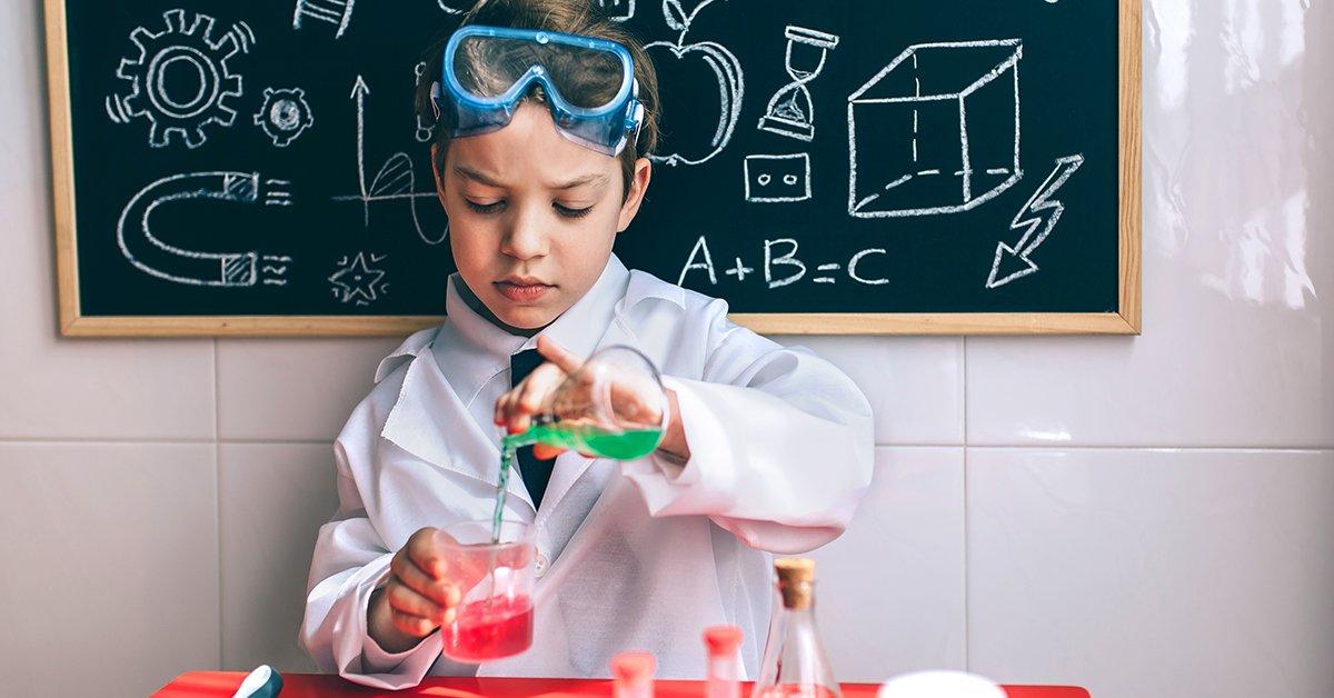 Esperimenti scientifici per bambini: i più fighi e divertenti