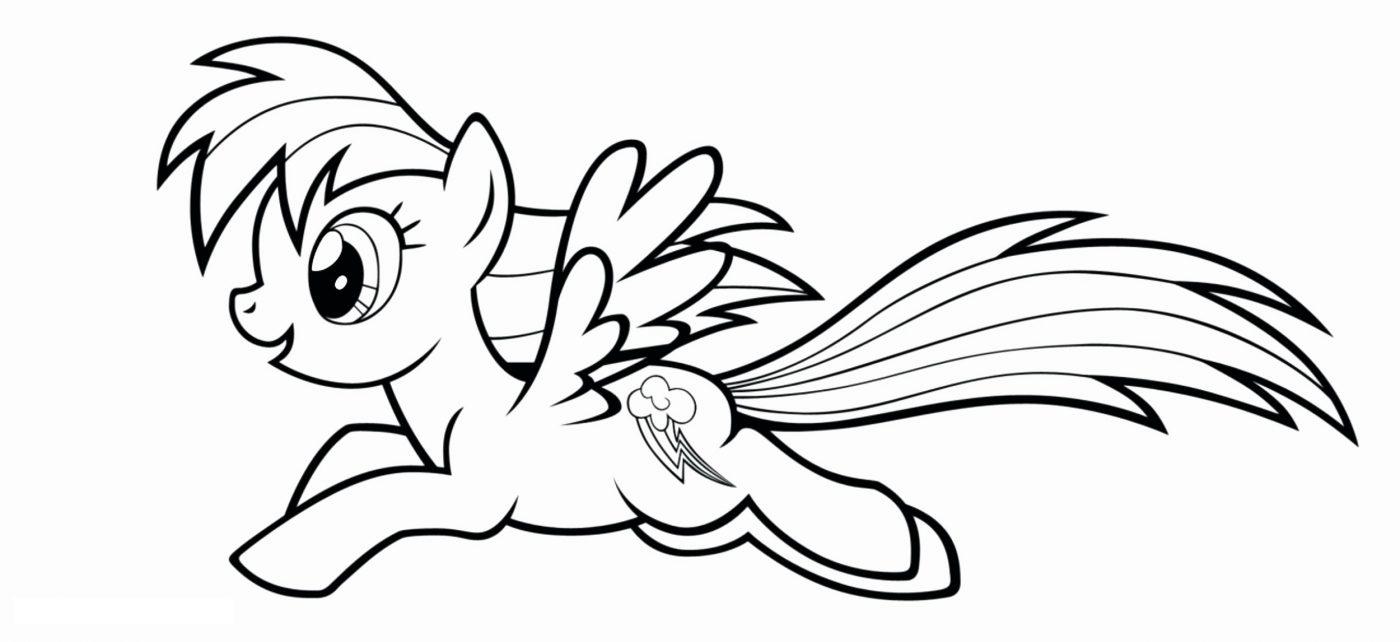 my little pony da colorare e stampare