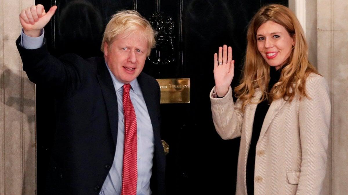 Regno Unito, è nato il figlio del premier Boris Johnson