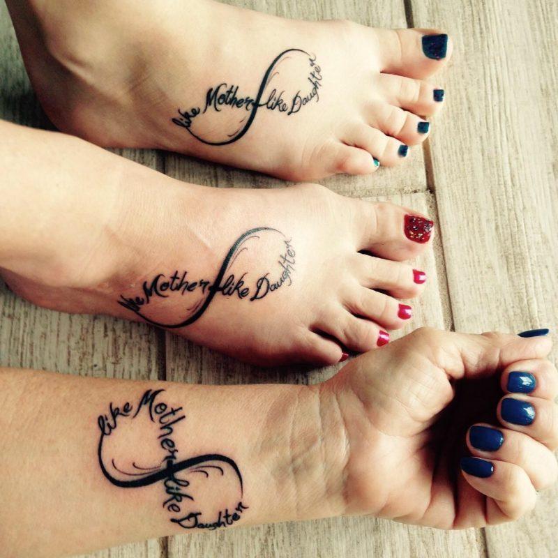 tatuaggio di famiglia
