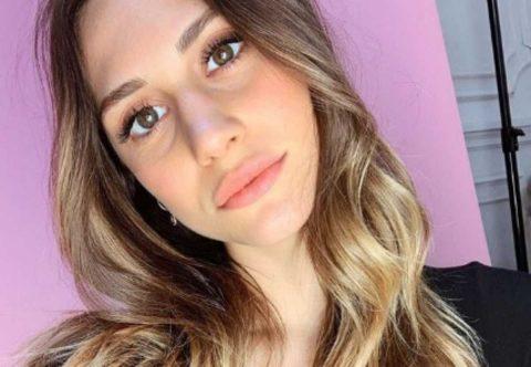 Beatrice Valli in ospedale, falso allarme