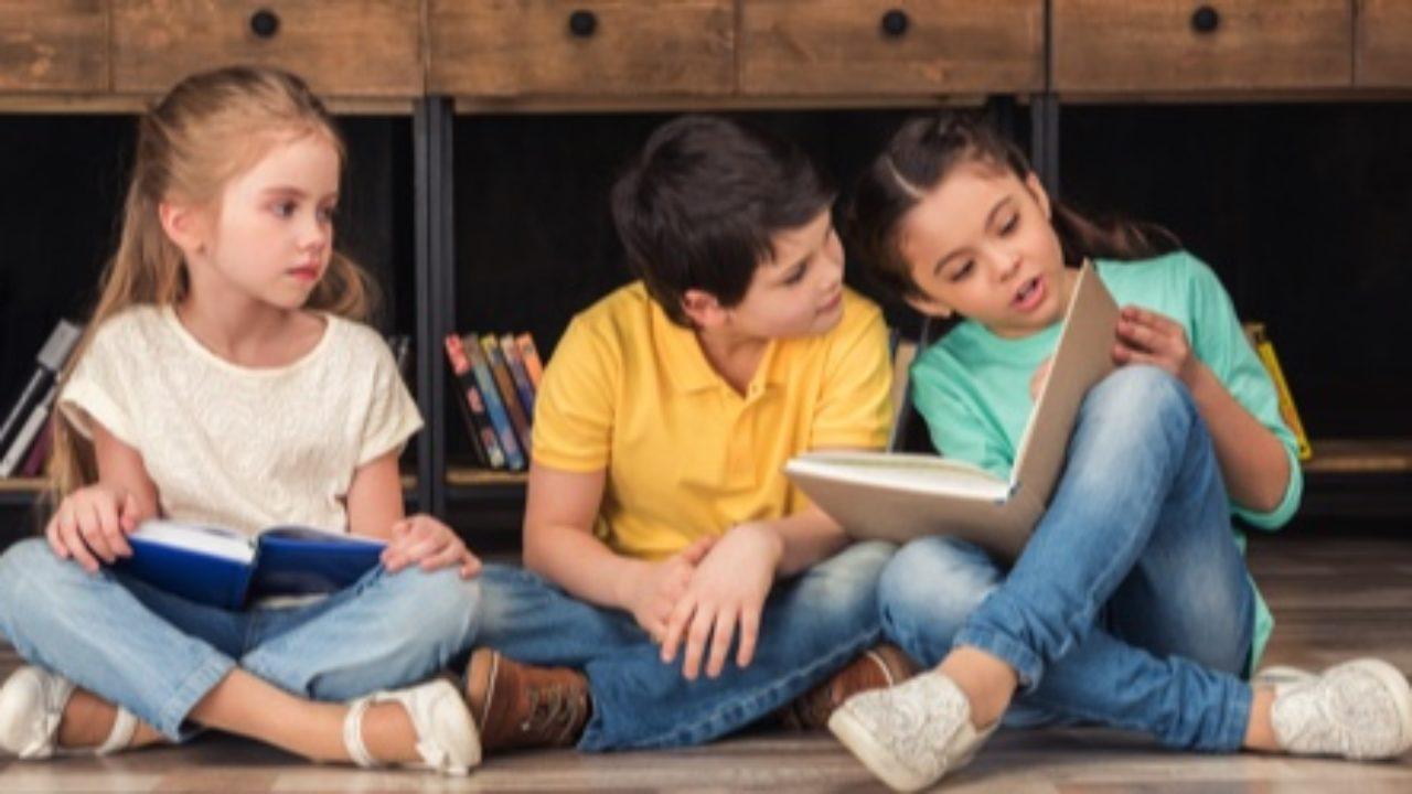 I 20 libri per bambini più letti di sempre