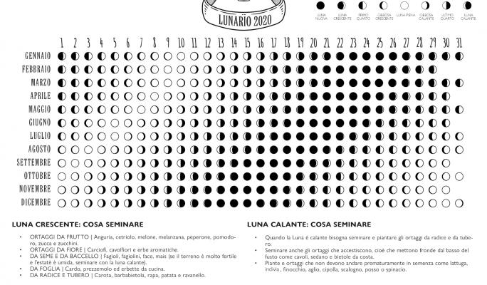 Calendario lunare parto 2020: ecco come calcolare la data del parto