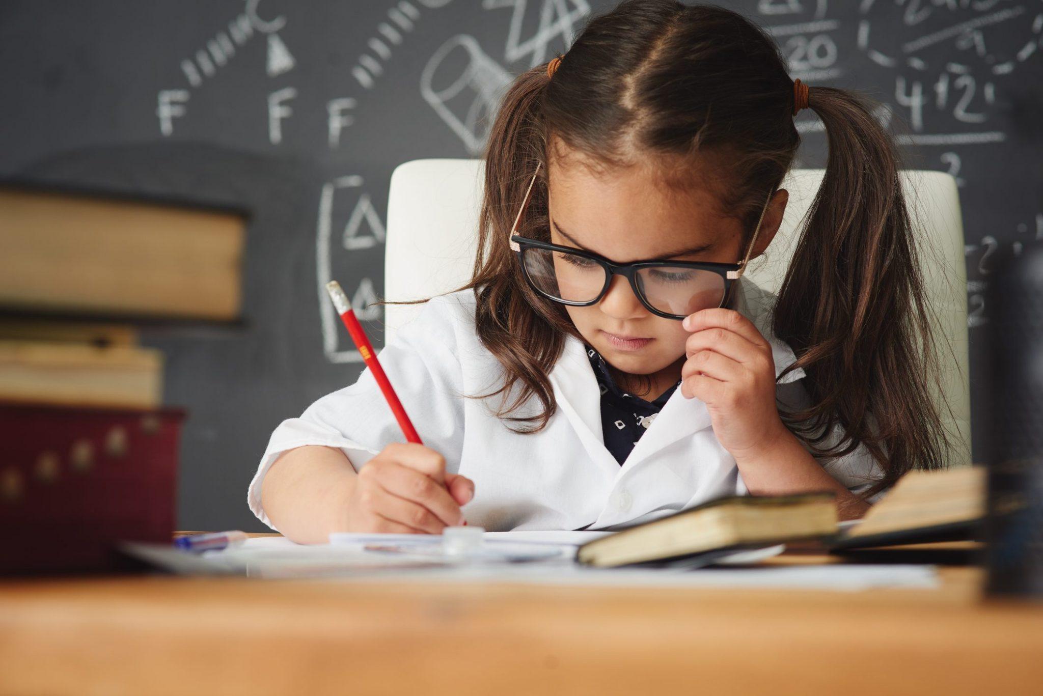 Bambini prodigio: ecco il test per capire se tuo figlio è un genio