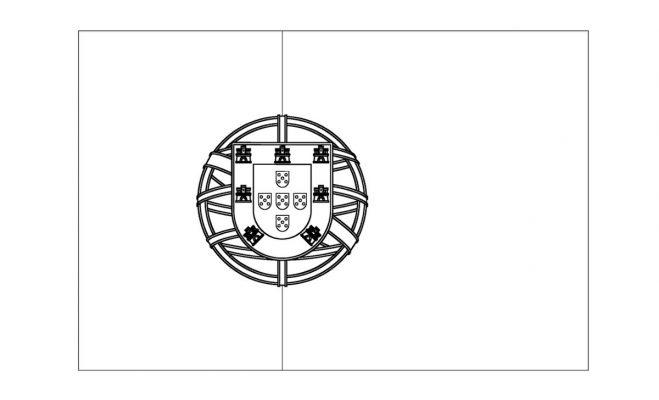 disegno bandiera