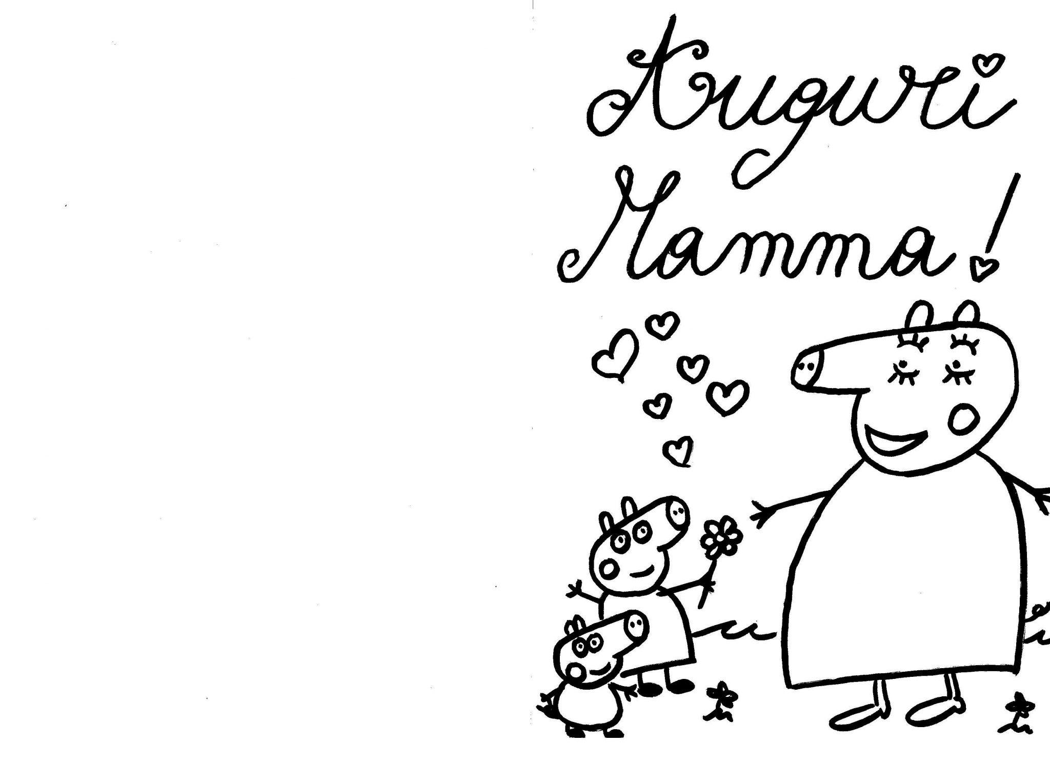 Biglietti Festa della mamma: i più belli da stampare