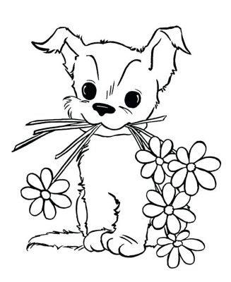 cani da disegnare
