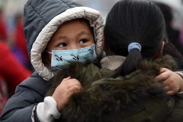 Mascherine bambini coronavirus