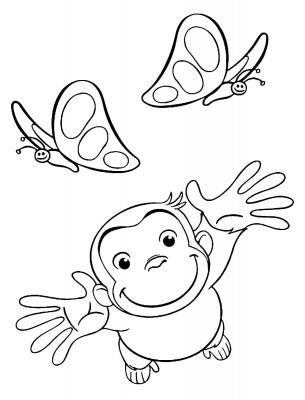George la scimmietta