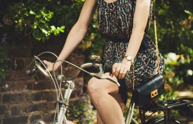 bicicletta in gravidanza