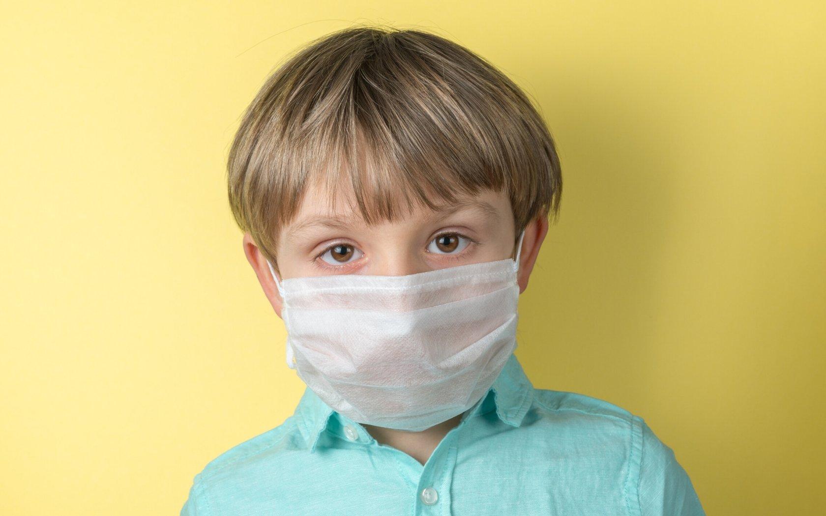 Mascherine per bambini: ecco dove acquistarle online - 100% sicure