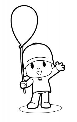 palloncini disegnati