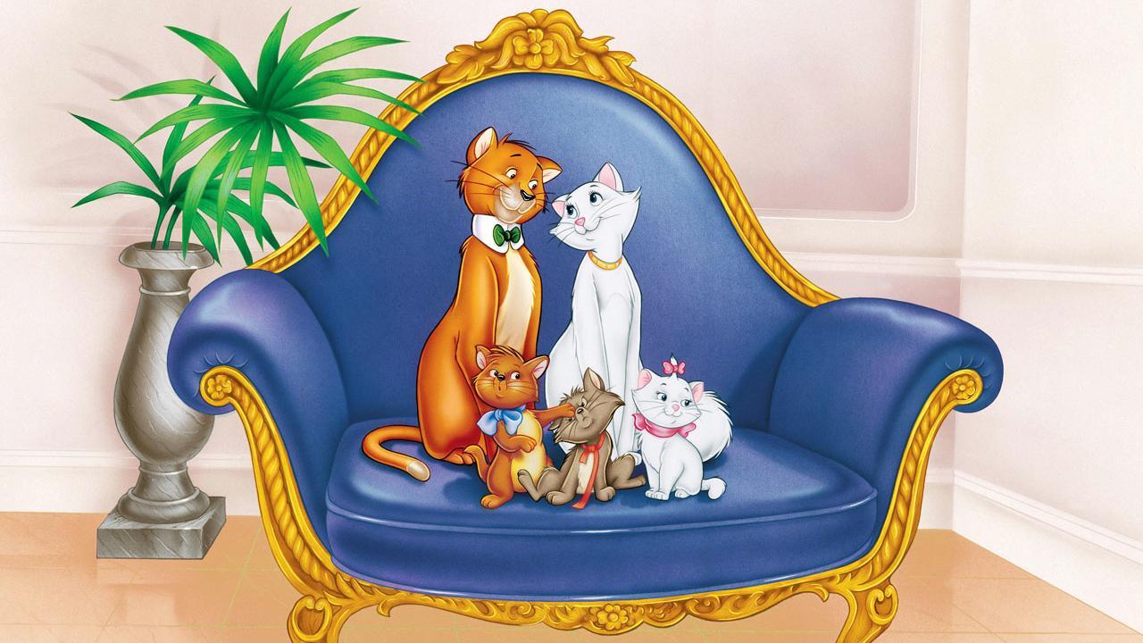 Gli Aristogatti personaggi e curiosità del celebre film Disney