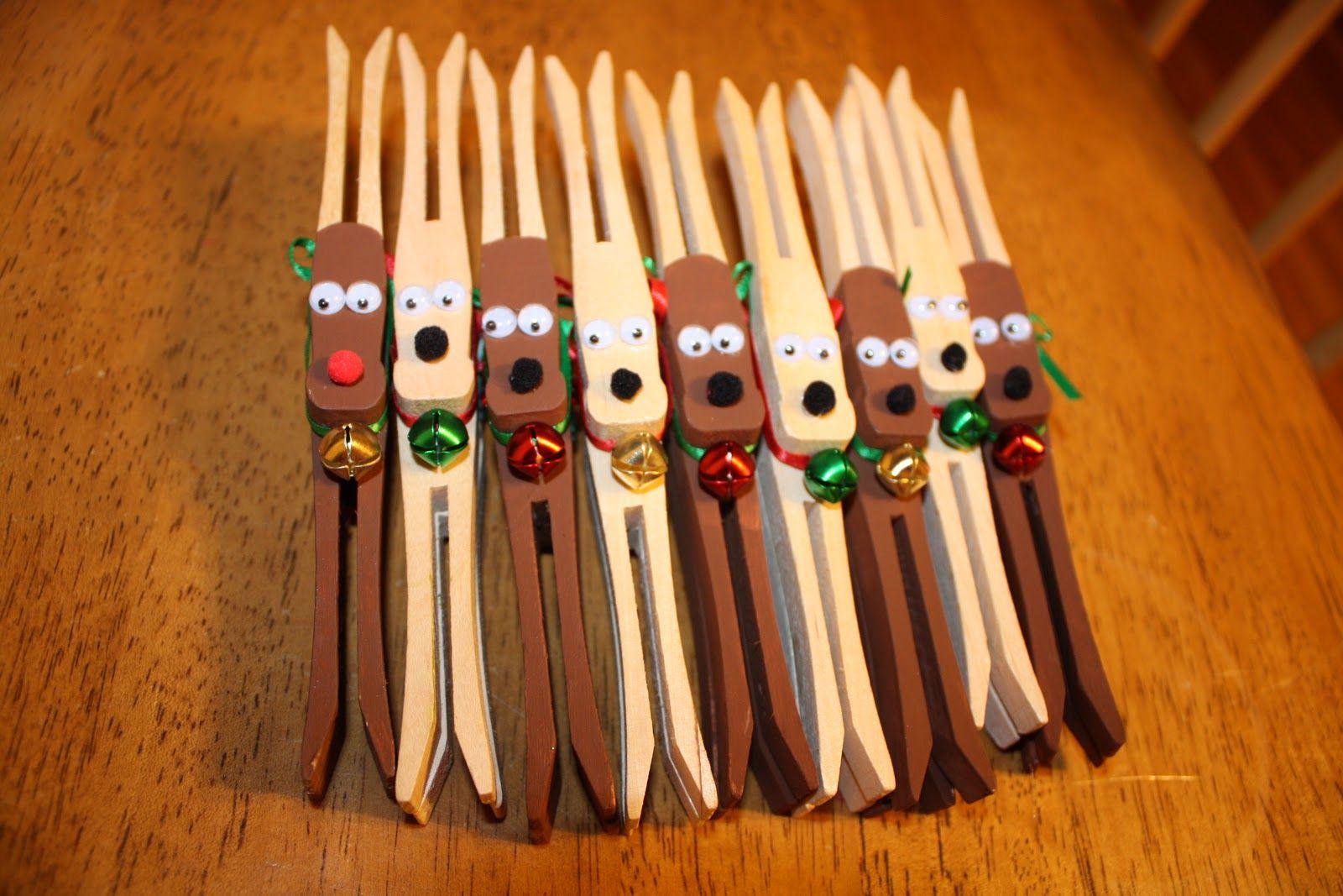 Lavoretti con mollette di legno: ecco i più belli e semplici per bambini