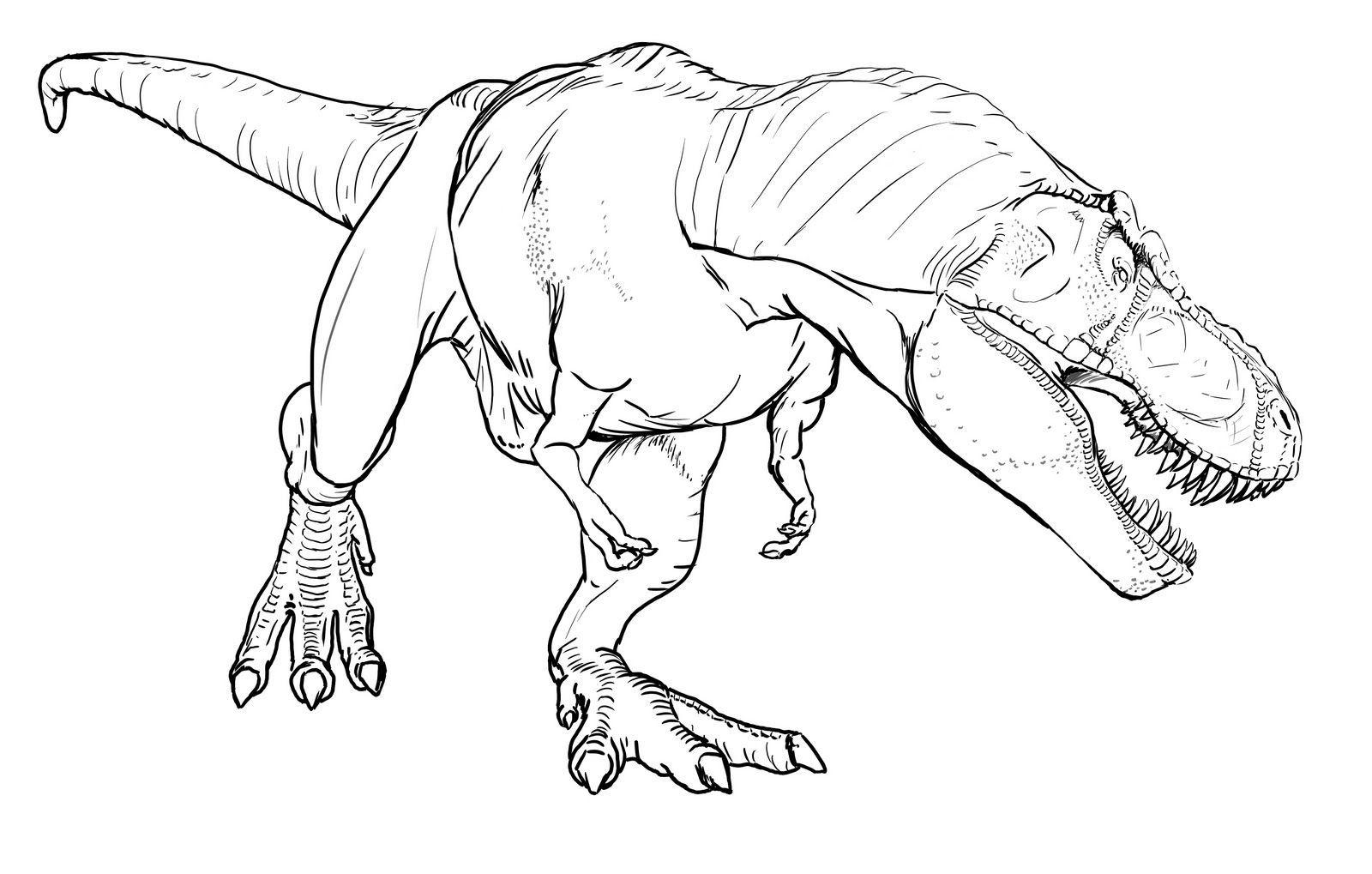 Dinosauri da colorare e stampare: ecco le immagini più belle