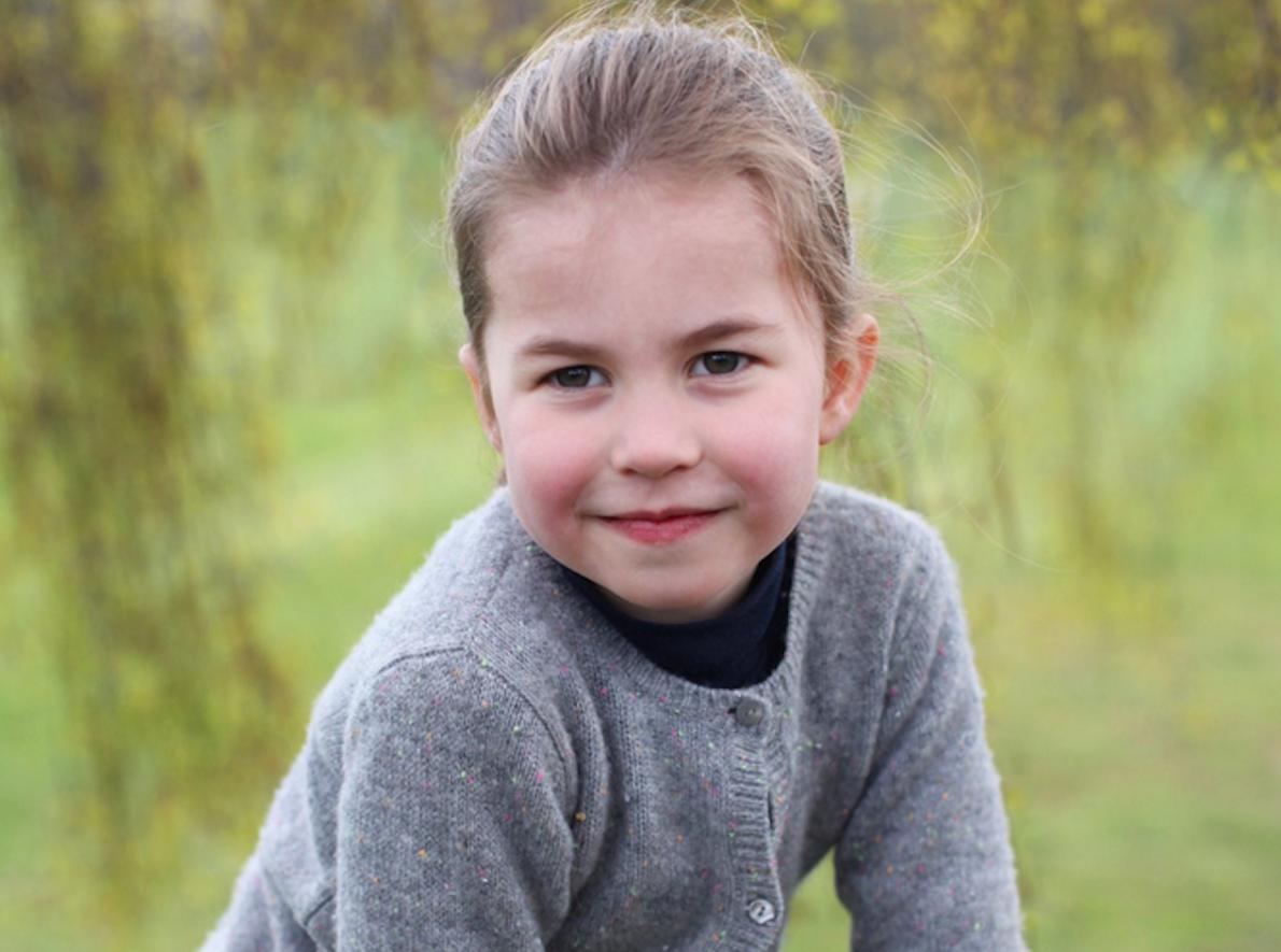 Buon 5° compleanno principessa Charlotte, la nipote di Lady D