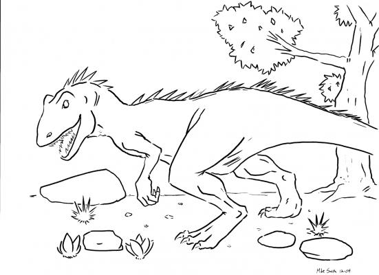 dinosauro disegni