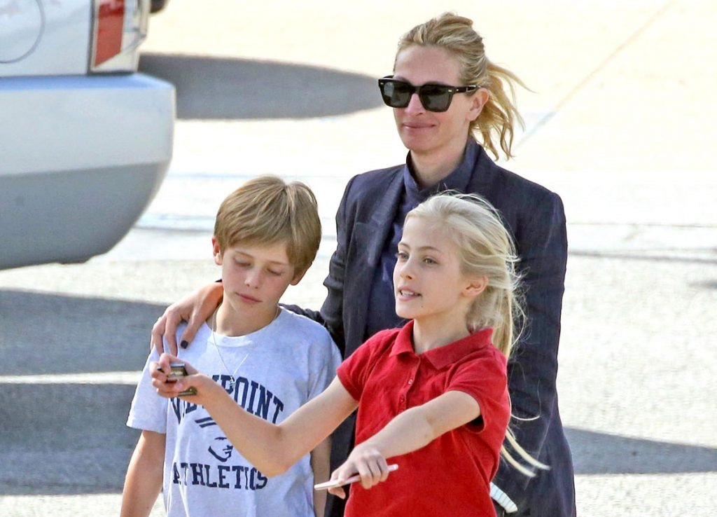Julia Roberts: che tipo di mamma è? Ecco 4 cose che non sai