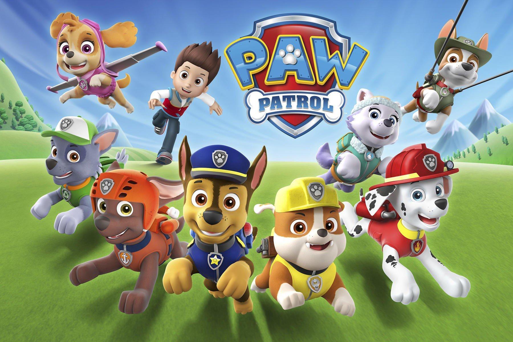 Paw Patrol sigla: ecco il testo completo