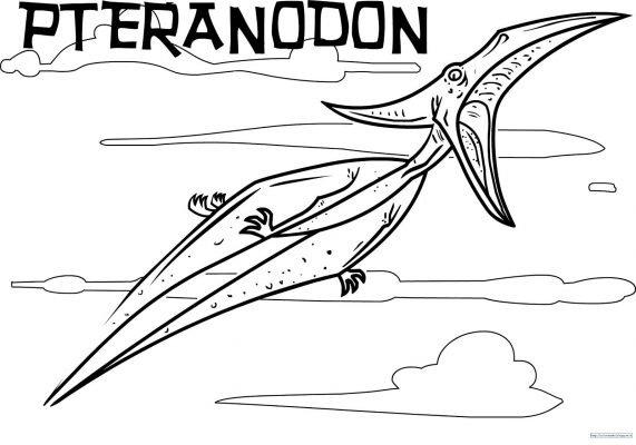 dinosauri da colorare online