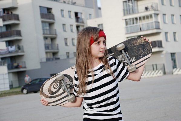 Skateboard bambini