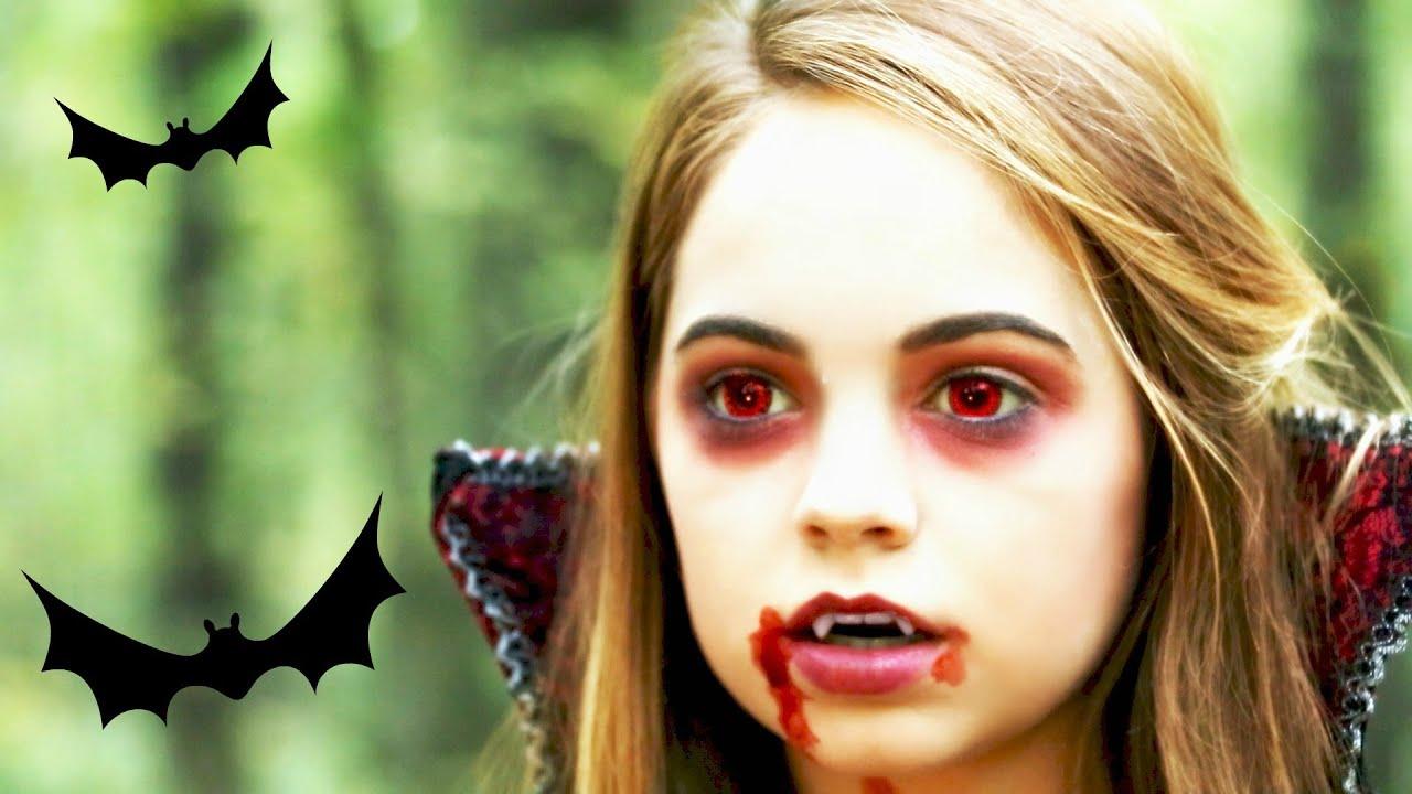 Trucco vampiro bambino per Halloween: ecco come realizzarlo
