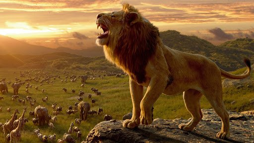 Il Re Leone: tutti i personaggi e doppiatori italiani