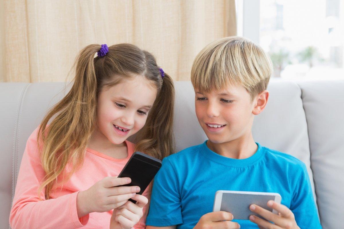 Uno smartphone a prova di bambino