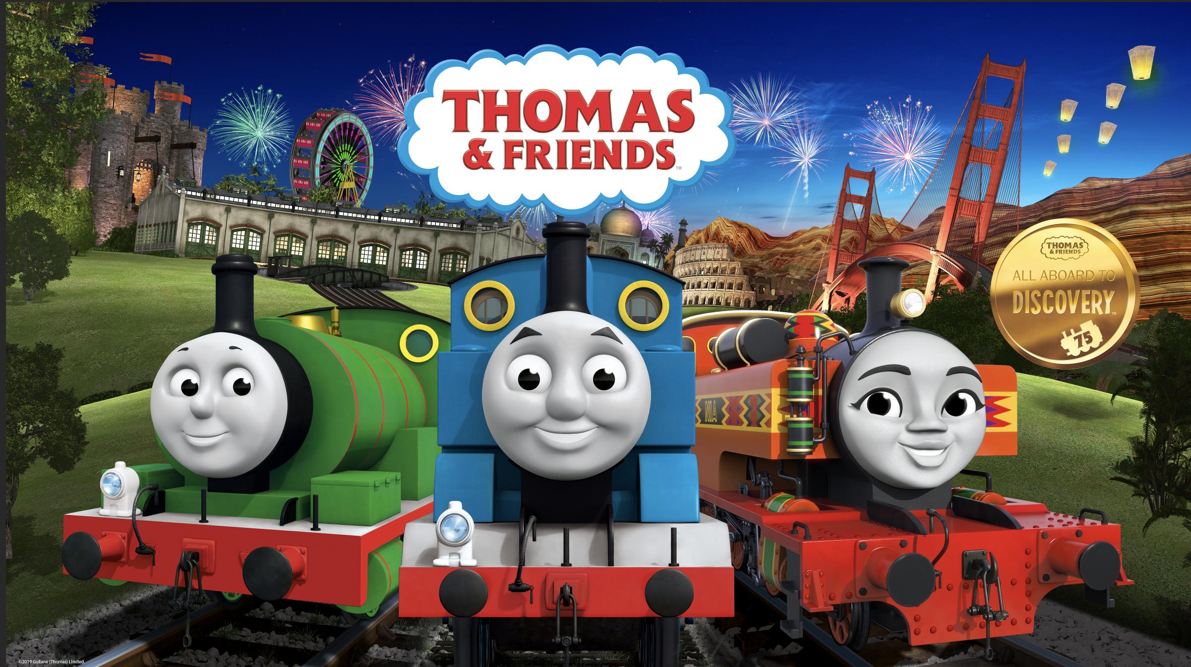 Trenino Thomas sigla: ecco il testo completo