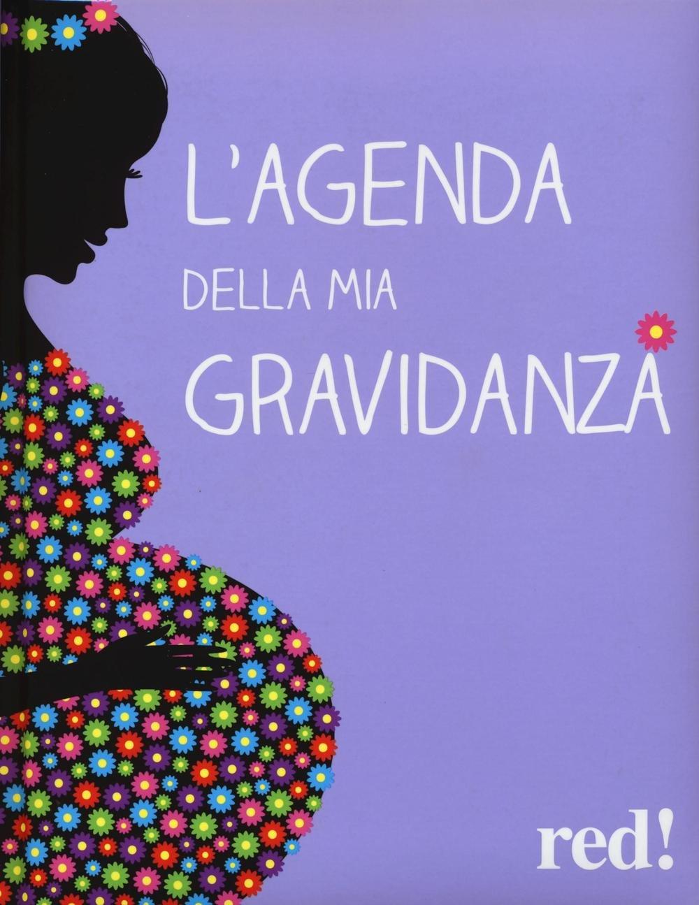 Agenda della gravidanza: un regalo perfetto per la futura mamma