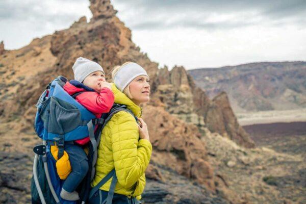 neonati in montagna