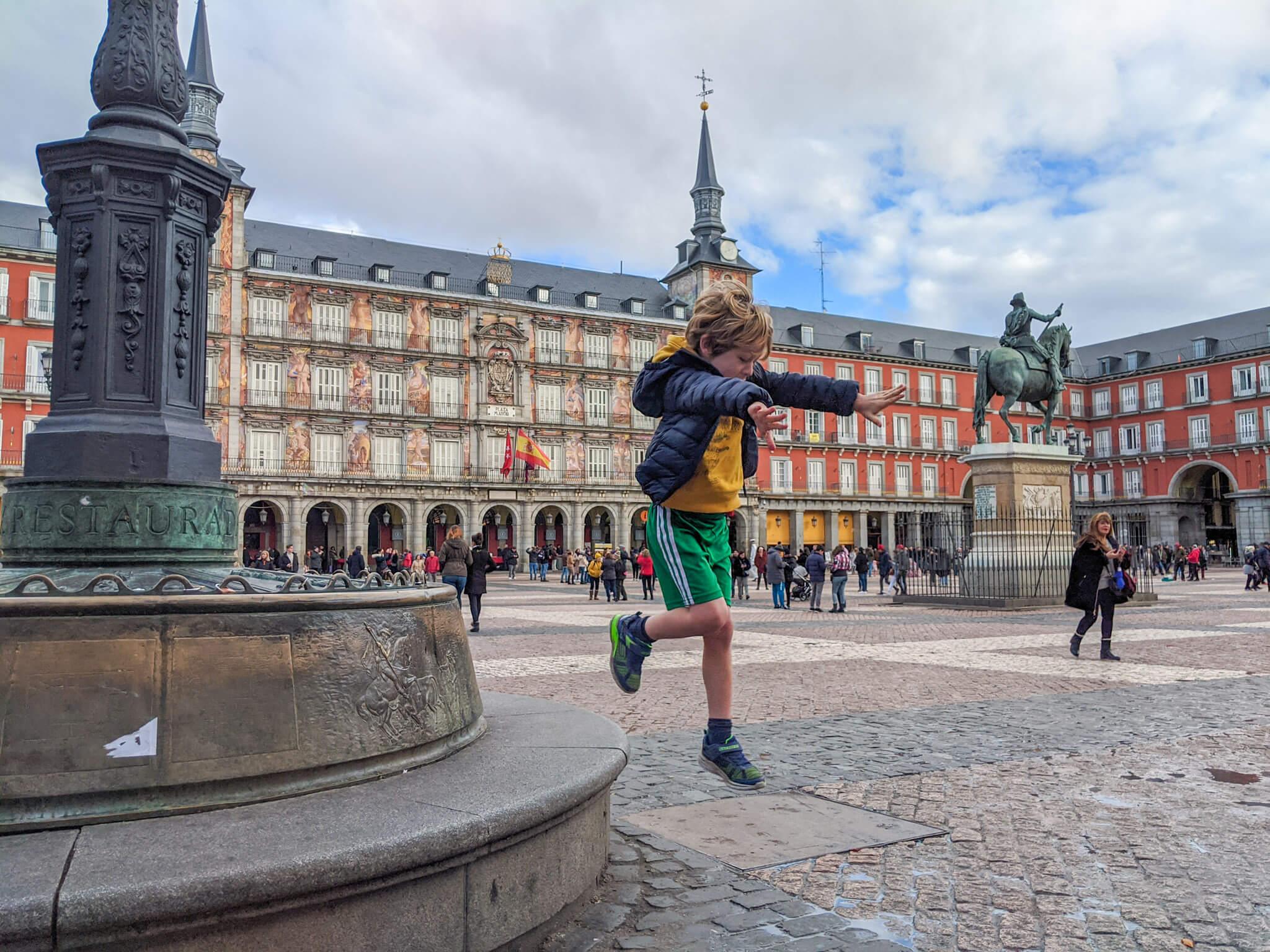 Madrid con bambini: ecco l'itinerario perfetto
