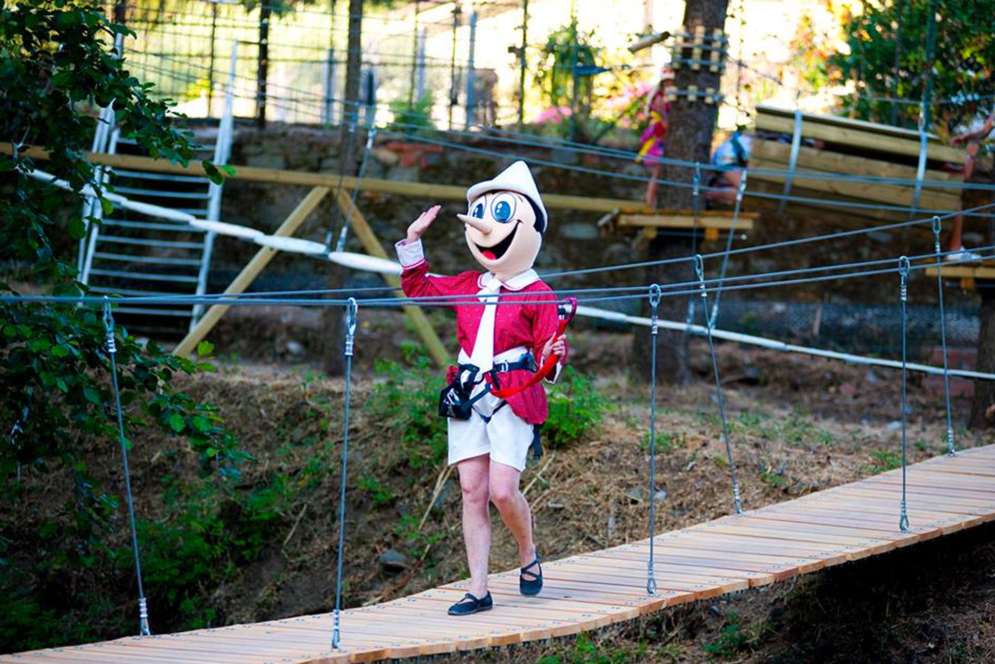 Sulle tracce di Pinocchio: viaggio tra Firenze e Collodi