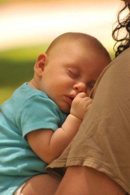 bimbi che dormono