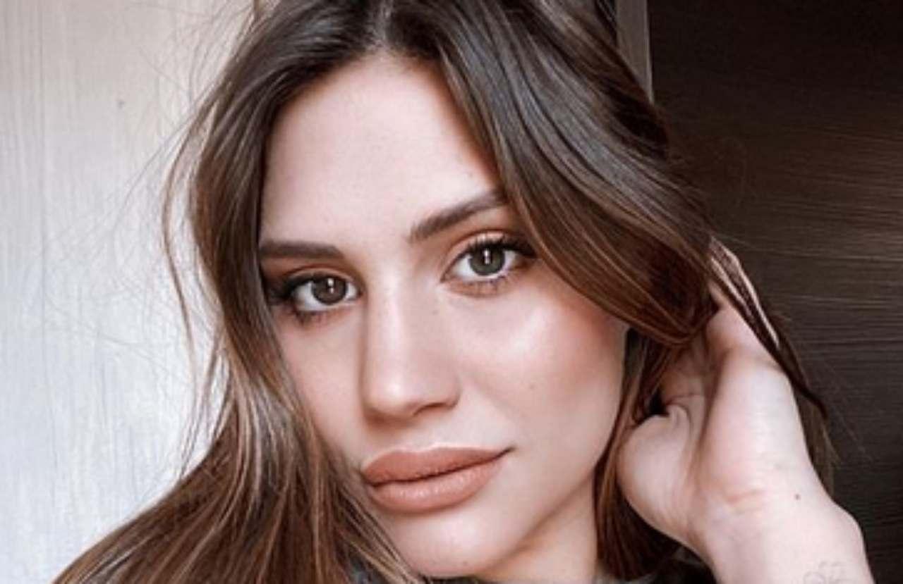 Beatrice Valli mamma vip giovane, bella e criticata