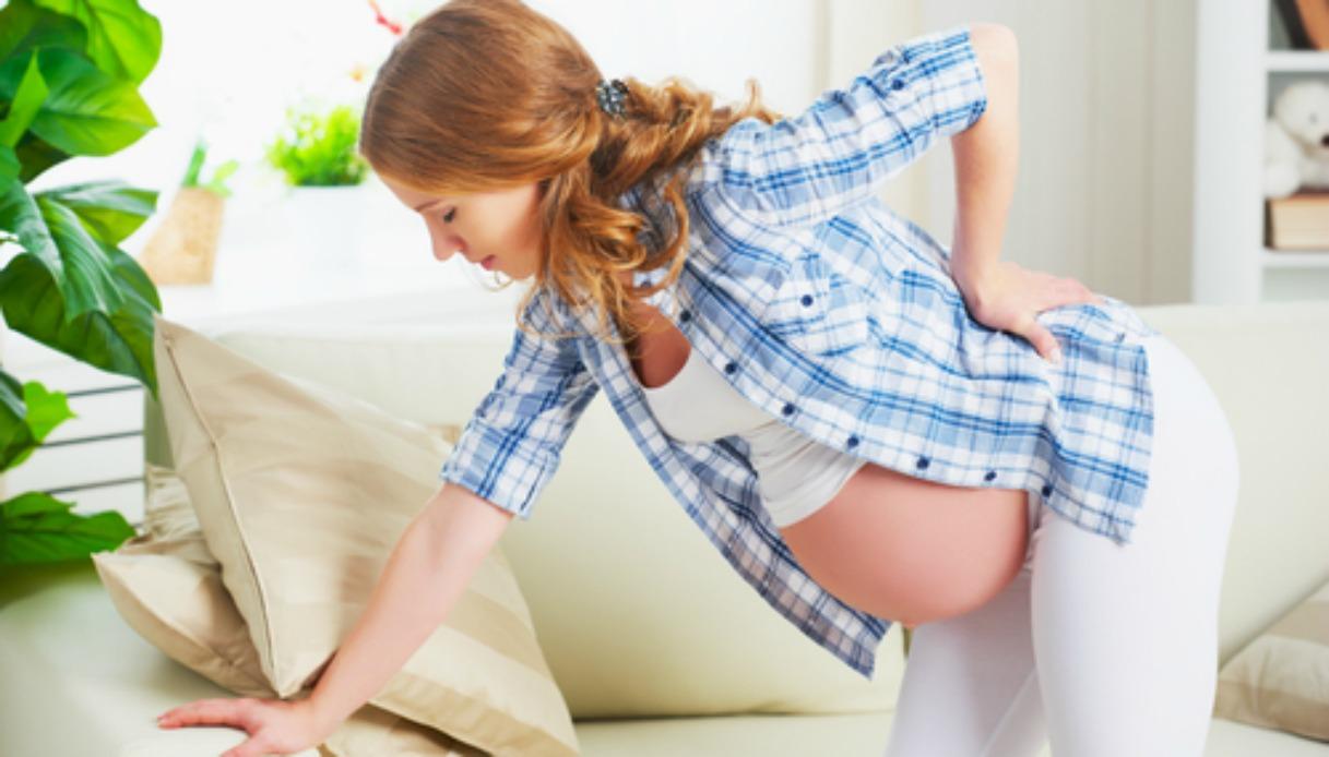 Sciatica in gravidanza: cause e rimedi