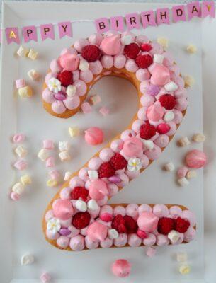 torta compleanno bimba
