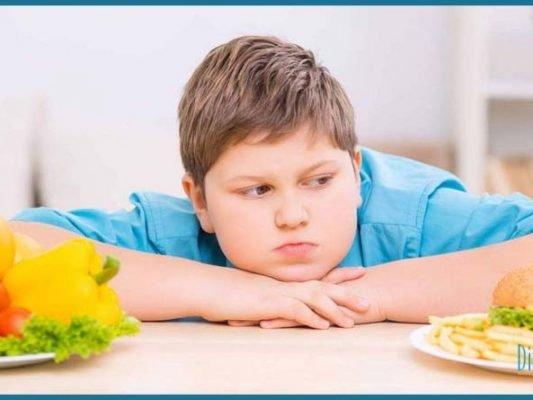 obesita infantile