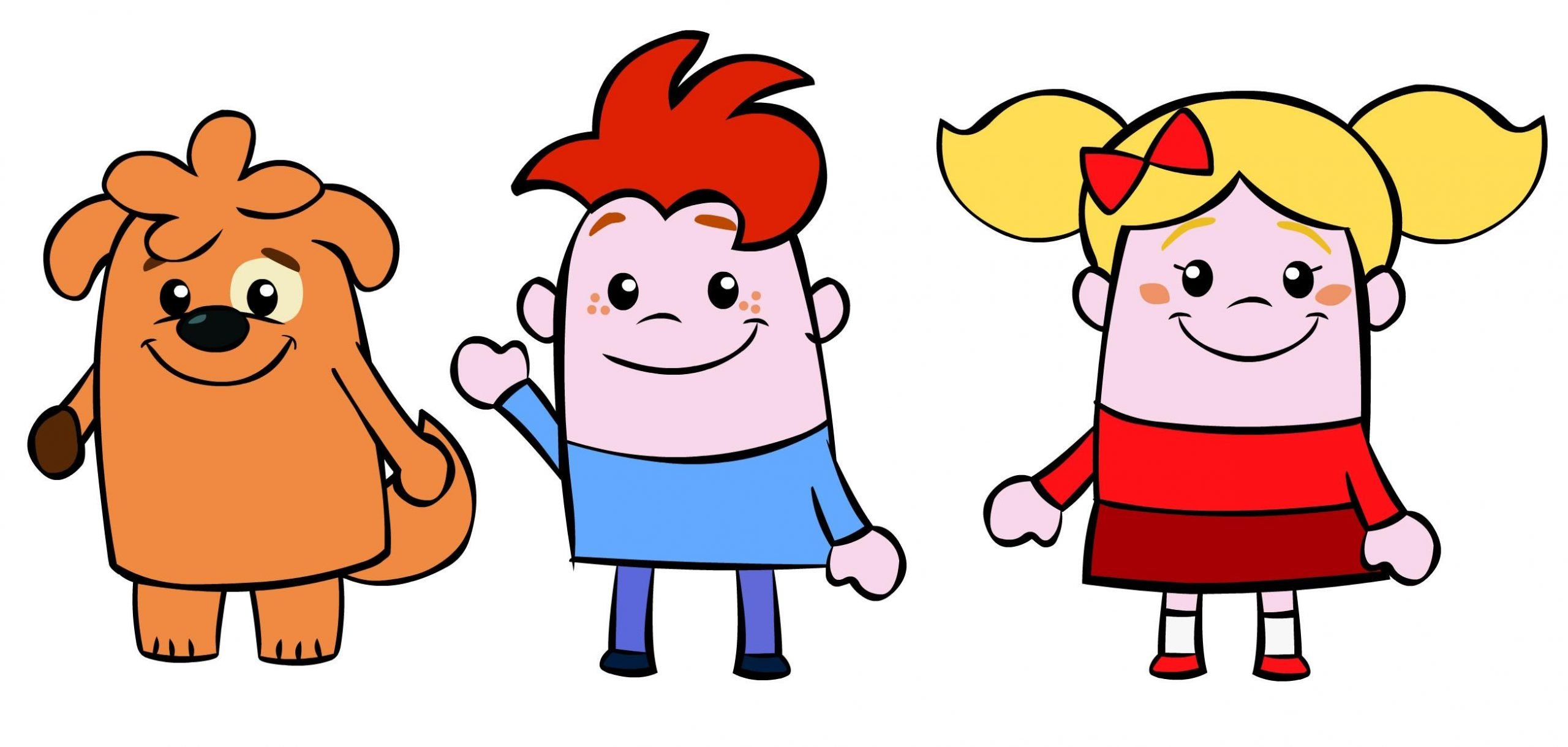 Lampadino E Caramella Il Primo Cartone Animato Inclusivo