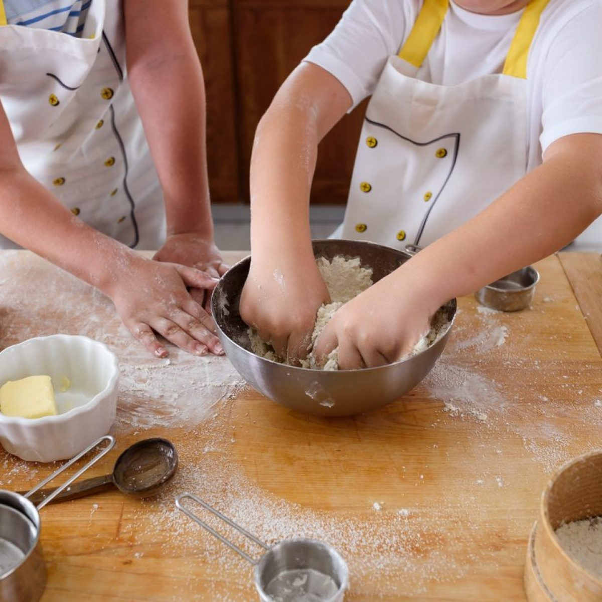 Cucinare con i bambini: ricette facili e veloci
