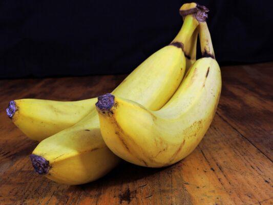 banane in gravidanza