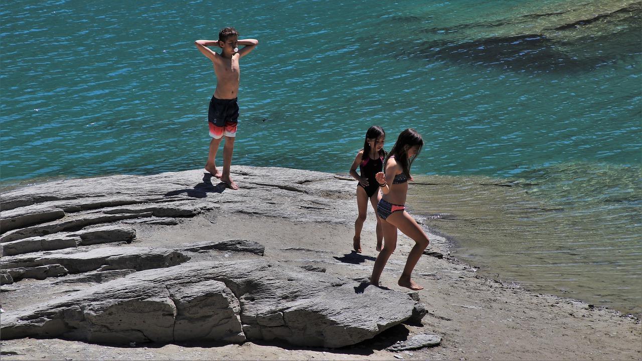 Cilento con i bambini: cosa fare e cosa vedere in una vacanza in famiglia