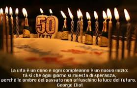 Auguri 50 anni